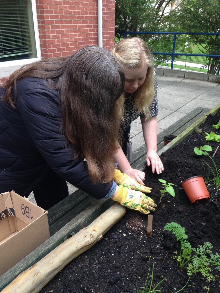 Gardening W&A