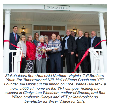 HANV - Youth for Tomorrow Ribbon cutting